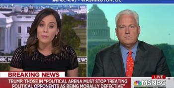 Matt Schlapp Blames 'Bad Manners' And The Media For Mail Bombs