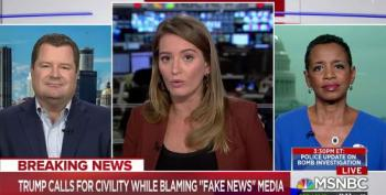 Katy Tur Stomps Erick Erickson's Vacuous 'Both Sides' BS Into The Ground