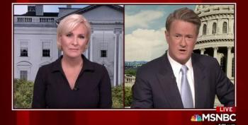 Scarborough: Caravan 'Last-Ditch, Desperate, Sad, Pathetic Effort' To Scare White People Into Voting For Republicans