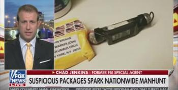 Fox And Friends Embraces 'False Flag' Conspiracy Theory On MAGABomber