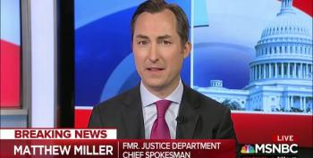 MSNBC Analyst: 'Reprehensible' For Trump To Be 'Fanning Flames Of A Conspiracy'