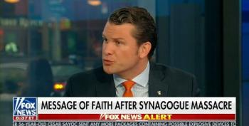 Fox Host Asks Rabbi How You 'Combat' Lies On The Internet