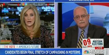 LOL: Alex Witt Thinks GOP 'Changing Their Tune' On Pre-Existing Conditions