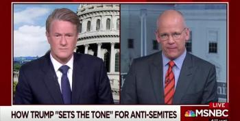 Trump Is 'Obviously A Racist, Obviously A Demagogue' Who Condones Anti-Semitism
