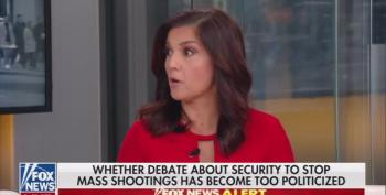 Fox News Panelist Wants Feds To Pay To Arm Places Of Worship
