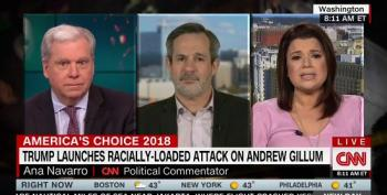 Ana Navarro Blasts Trump For Inserting Himself Into Florida Governor's Race