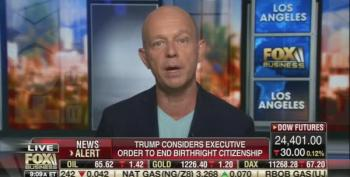 Fox News' Hosts Promote End To Birthright Citizenship