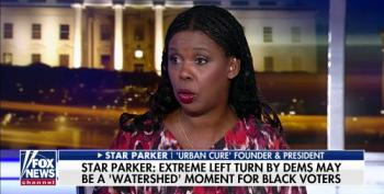 Star Parker Likens Congressional Black Caucus To Slave Overseers