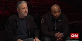 Jon Stewart And Dave Chappelle Discuss How Trump Plays The Press