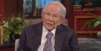 Pat Robertson Claims Obama Made Migrant Babies Citizens