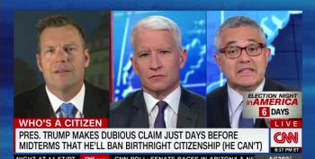 Jeffrey Toobin Drops Truth Bombs On Kris Kobach's Voter ID Schemes