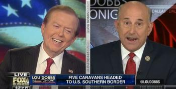 Louie Gohmert Tells Lou Dobbs It's Not Anti-Semitic To Criticize Soros