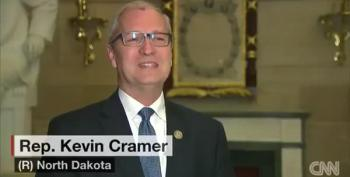 Kevin Cramer Scolds Lady Dems For Wearing White To SOTU