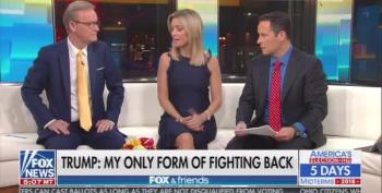 Fox And Friends: Trump Will Stop Calling Media 'Enemy' If They Report What He Wants