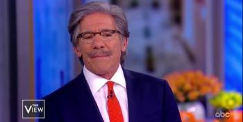 'The View' Smacks Geraldo For Promoting False Flags On MAGABomber