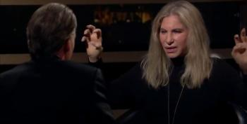Streisand: 'Why Do We Allow The Media To Keep Showing [Trump] On TV?'