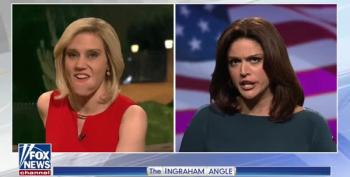 SNL Mocks Laura Ingraham, Judge Pirro And David Clarke's White Nationalism In Cold Open