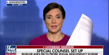 Fox's Catherine Herridge Ignores Jacob Wohl's Role In Plot To Smear Mueller