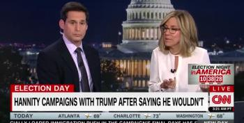 Camerota: 'Imagine Don Lemon Campaigning For Stacey Abrams'