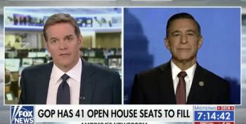 Before Polls Open, Darrell Issa Concedes His District