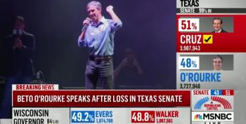 Beto O'Rourke: 'I'm So F*cking Proud Of You!'