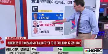 Revenge Of The Netroots: Ned Lamont Wins CT Governor