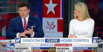 WATCH: Moment When Fox Has To Announce GOP Lost The House