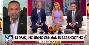Dan Bongino: 'Only Way To Stop A Bad Guy With A Gun Is A Good Guy With A Firearm'