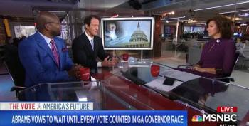 Stephanie Ruhle Puts AFP Hack Into The Corner With One Simple Question