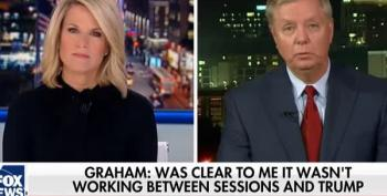 Martha MacCallum Corners Lindsey Graham On Past Comments Cautioning Trump Not To Fire Sessions