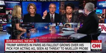 Jeffery Toobin Notes Trump Always Attacks Black People
