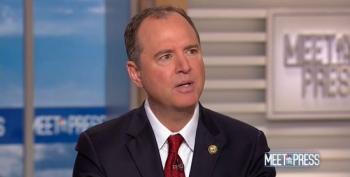 Adam Schiff: Trump 'Is Only The President' In His View 'Of Those That Voted For Him'