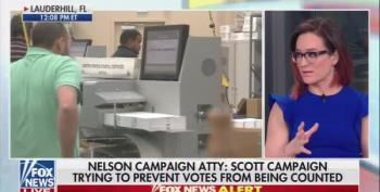 'Kennedy' Bashes Florida For Not Having Good Voting Systems In Place For Midterm Election