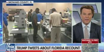 Shepard Smith On Trump Florida Ballot Forgeries: 'Those Claims Appear To Be False'