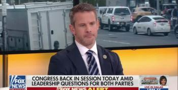 Rep. Kinzinger Blames Rep. Jim Jordan For Killing Immigration Reform