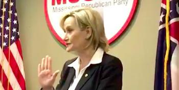 Mississippi Governor Answers Question About Hyde-Smith's Racism With Racist Answer