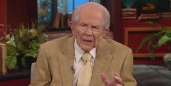 Pat Robertson Actually Blamed John McCain For Losing The House To Democrats