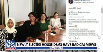 Ingraham: New Members Of Congress 'Horsewomen Of The Apocalypse'