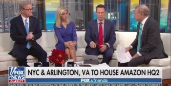 Brian Kilmeade Stuns Stuart Varney When Asked Why Defecits Are Growing Under Trump