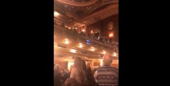 Man Yells Heil Hitler! Heil Trump' During Intermission Of Fiddler On The Roof