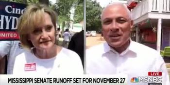 Maddow Runs Down Problems With Cindy Hyde-Smith