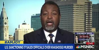 Malcolm Nance Says U.S. Has Become The 'Michael Cohen Of Saudi Arabia'