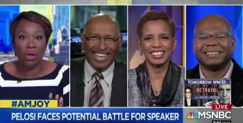 Joy Reid To Michael Steele: 'Why Did Your Pelosi Strategy Work So Well With Democrats?'