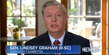 Lindsey Graham Impressed With Whitaker's 'Solid Resume'