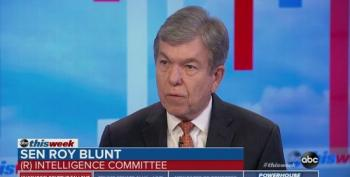 Roy Blunt: 'Smoking Gun Would Help' Determine If Crown Prince Involved In Khashoggi Murder