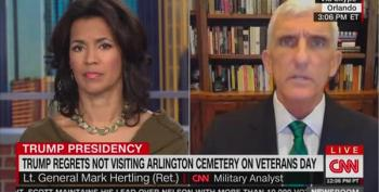 General Mark Hertling Slams Trump For Insult Of Navy SEAL
