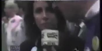 Vintage Video Shows Nancy Pelosi, Freshman Congresswoman, Marching For Gay Rights