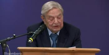 George Soros Calls Facebook And Google A 'Menace To Society'