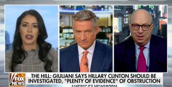 Fox Host Shuts Down TP USA's Anna Paulina For Comparing Hillary Clinton To Herpes