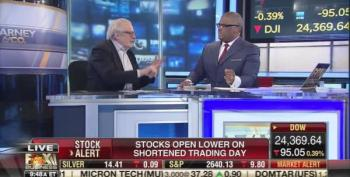 Fox Business Flips Out As David Stockman Calls Trump A 'Madman'